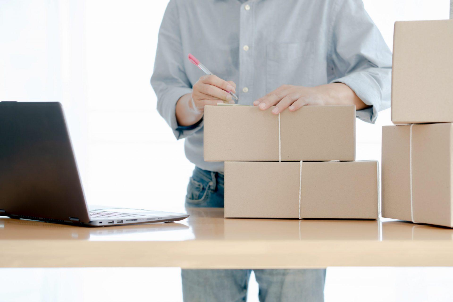 Instabox, materiales de embalaje, solución de embalaje